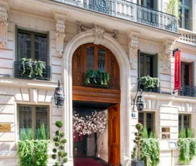 Domiciliation Rue d'Anjou chez APF